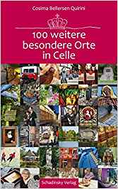 Book Cover: 100 weitere besondere Orte in Celle