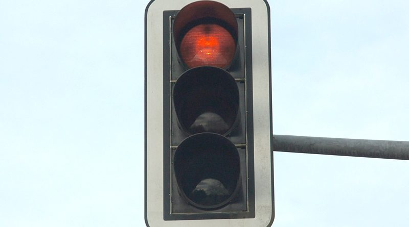 Fußgängerampel Bahnhofstraße: Blindensignale werden ergänzt