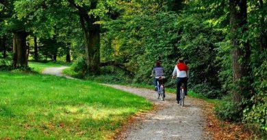 Fahrradkontrollen in der Gemeinde Südheide