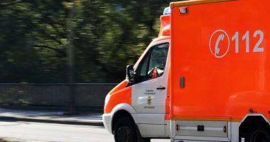 Verkehrsunfall auf der B 3 zwischen Groß Hehlen und Wolthausen
