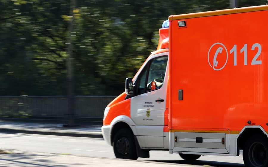 79-jähriger Radfahrer bei Unfall schwer verletzt