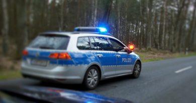Verfolgungsfahrt bis nach Gifhorn