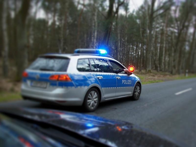 Auslieferungsfahrer fährt betrunken durch Celle