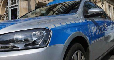 Verkehrsunfall mit zwei leichtverletzten Personen