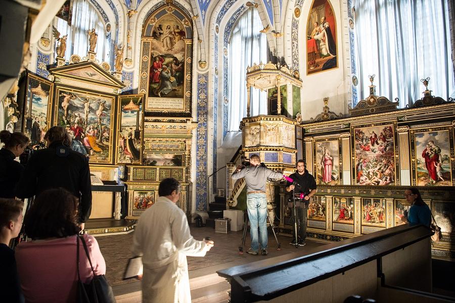 Öffnet die Celler Schlosskapelle auf Dauer für die Öffentlichkeit?