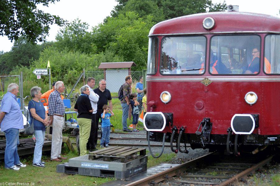 10 Jahre Kleinbahn Niedersachsen Riedel – Mit Draisine und Co. durch die unberührte Natur