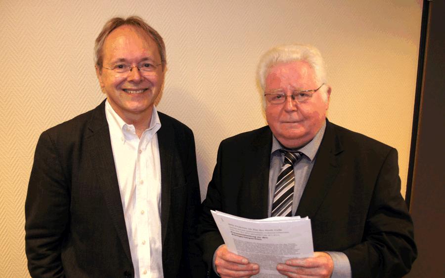 100 Tage OB Nigge (CDU): SPD-Fraktion zieht ernüchternde Bilanz