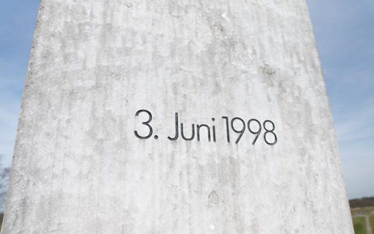 18. Jahrestag des ICE-Unglücks in Eschede