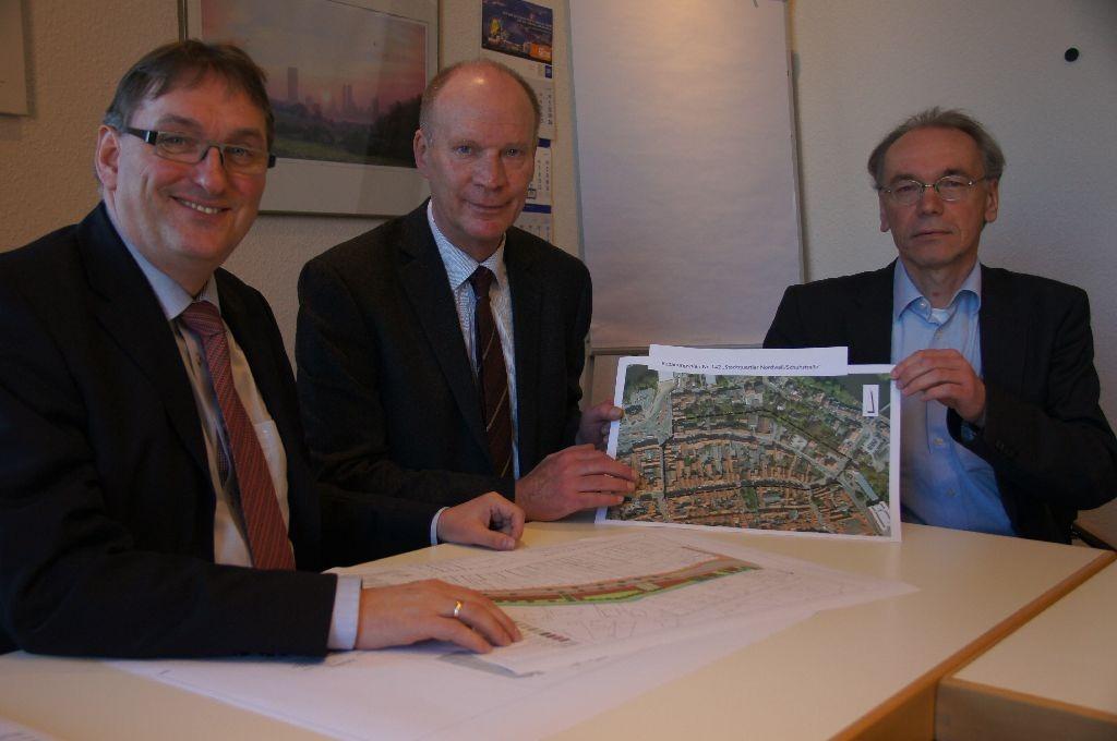 Planungen zum Nordwallumbau schreiten voran