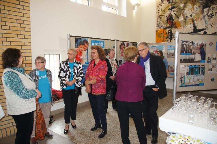25 Jahre Unicef in Celle – Ausstellung im Neuen Rathaus