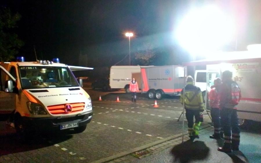 500 Bahnreisende in Celle gestrandet