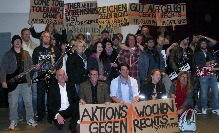 Aktionswochenende gegen Rechtsextremismus in Celle