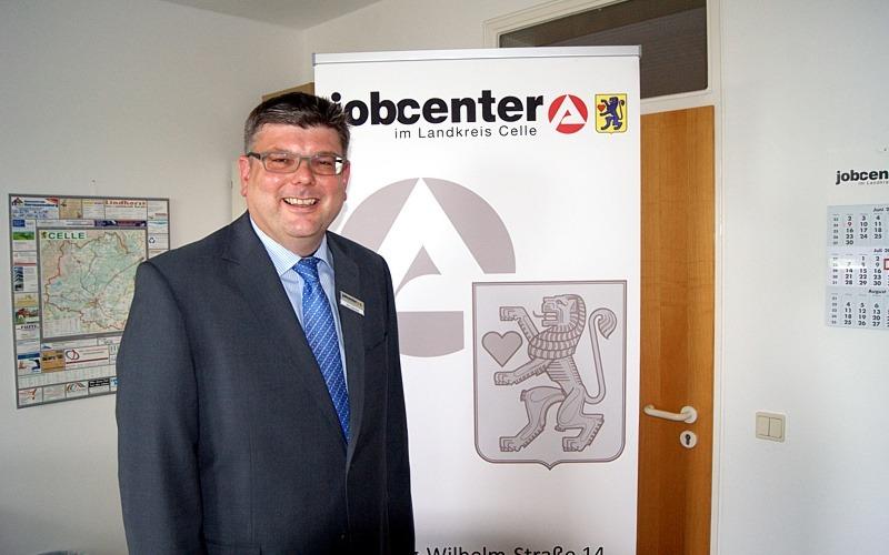 Andreas Standop neuer Geschäftsführer des Jobcenters im Landkreis Celle