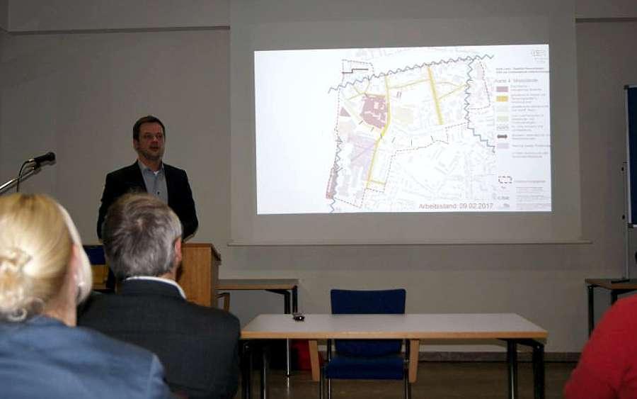 Bürgerbeteiligung zur Stadtsanierung Neuenhäusen