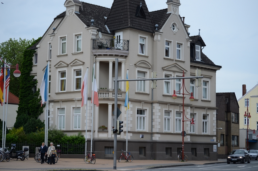 Bahnhofstraße 42 – Wo einst Wilhelm Bomann wohnte