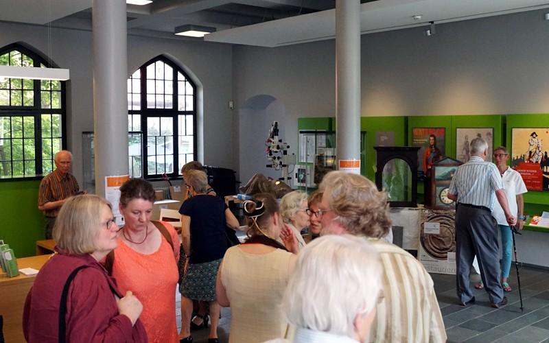 Bomann-Museum und Kunstmuseum feierten gemeinsames Sommerfest