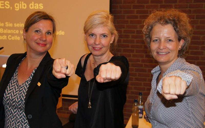 """""""Business meets Spirit"""": Sommerempfang für Frauen in Beruf, Führung und Selbständigkeit 14. Juli 2015 Celler Presse"""