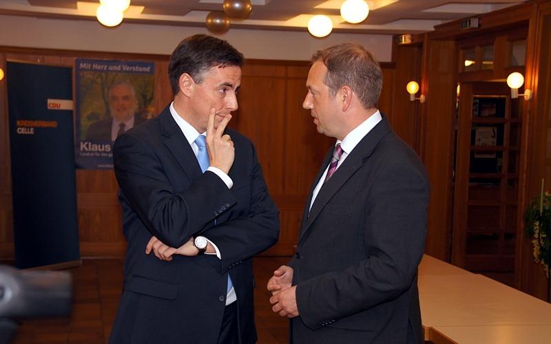 CDU stimmt sich in Bergen auf die große Wahl ein