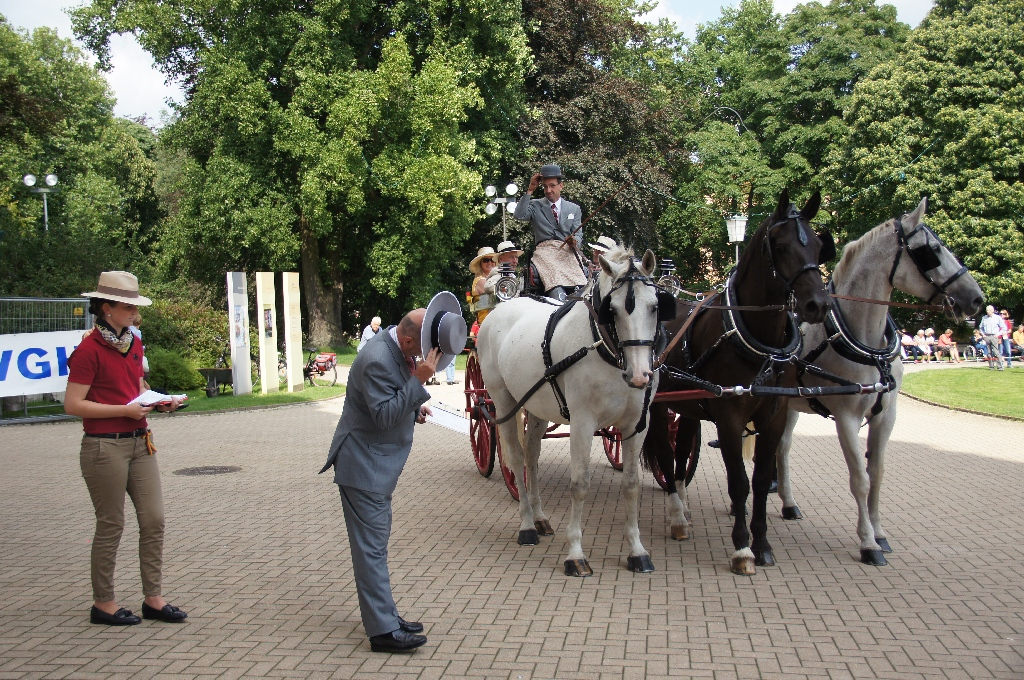 CIAT in Celle: Turnier für traditionelle Anspannung