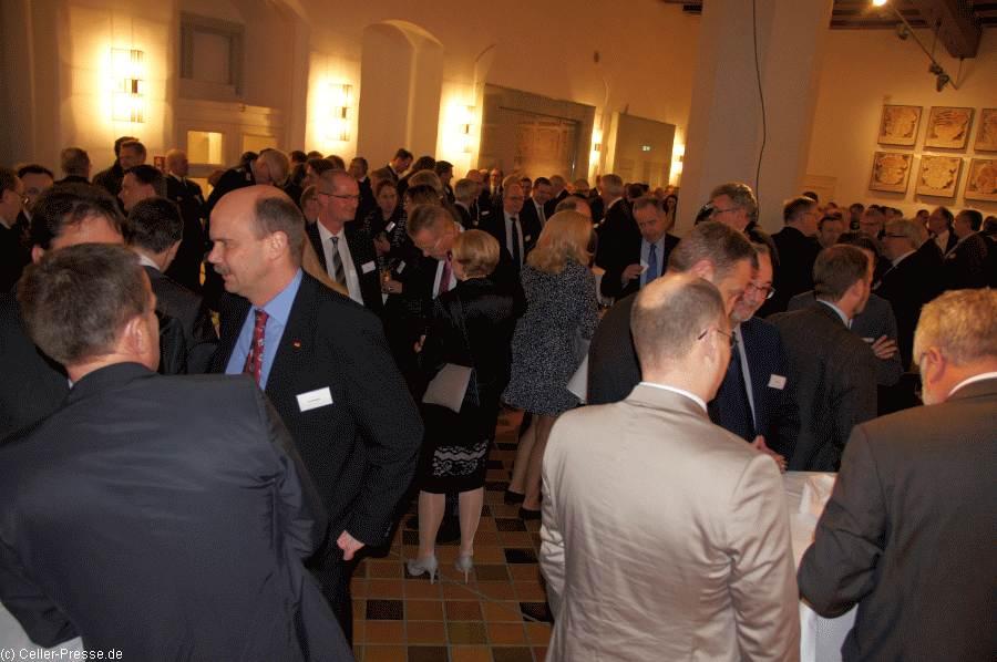 Ca. 300 Gäste beim Neujahrsempfang von Stadt und Landkreis