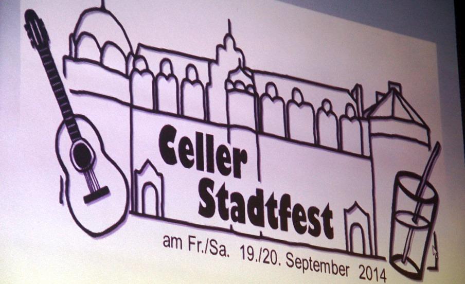 Celler Stadtfest wirft seine Schatten voraus