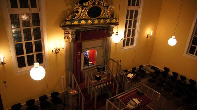 Synagoge: Geänderte Öffnungszeiten rund um Ostern