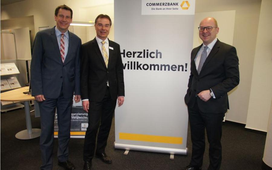 Commerzbank Celle betreut 16.000 Kunden – Girokonto weiterhin kostenlos