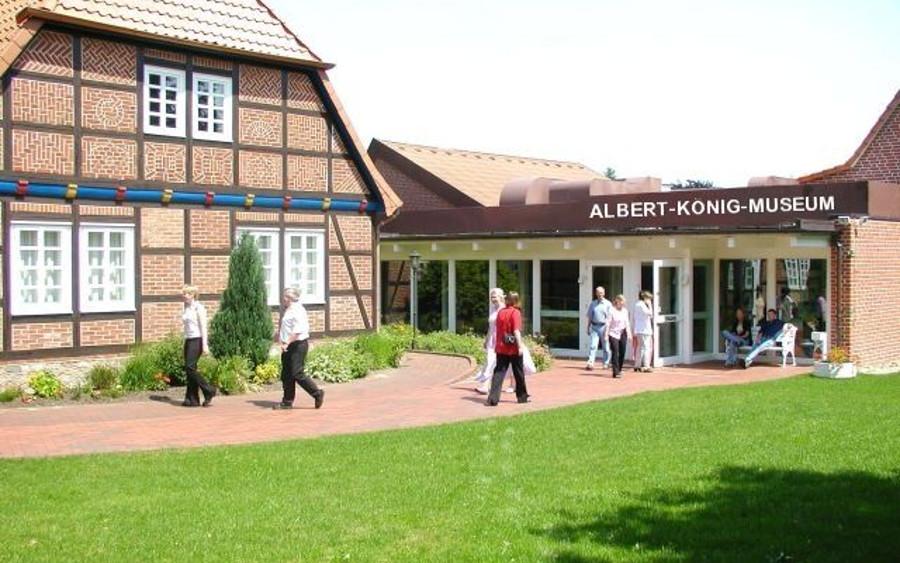 Das Albert-König-Museum lädt ein – Eintritt frei