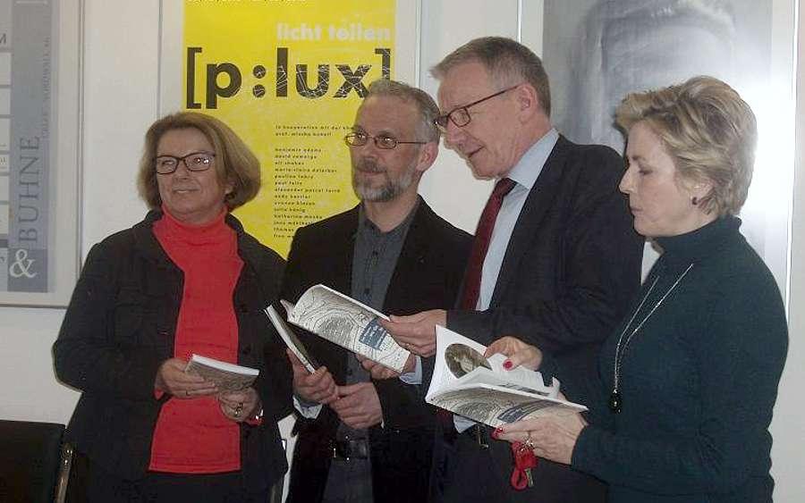 """Das Stadtarchiv präsentierte die neue Publikation """"… wo die Judenhäuser bekanntlich sind"""" von Autor Tim Wegener"""