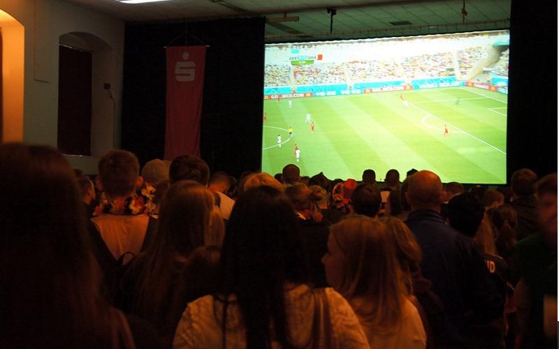 Fußball-WM: Deutsche Fans enttäuscht