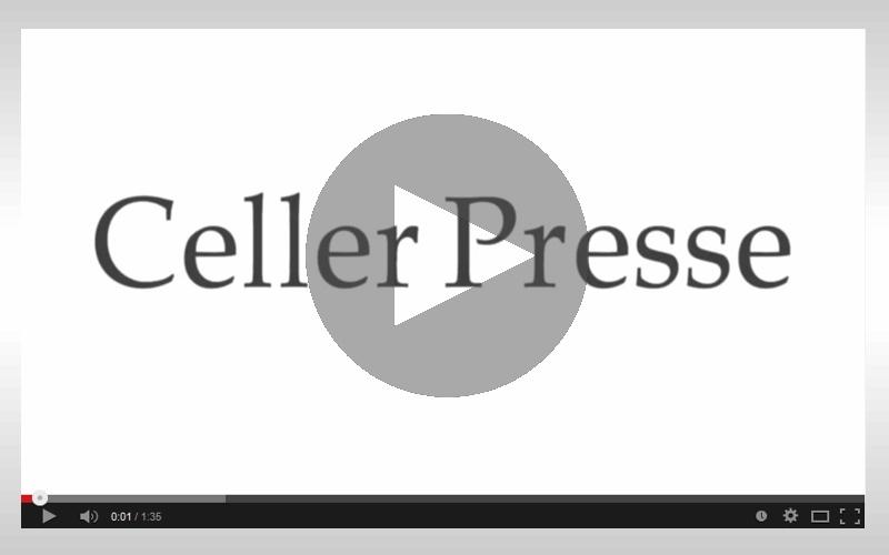 Die Celler Presse bekommt ein Unternehmensvideo