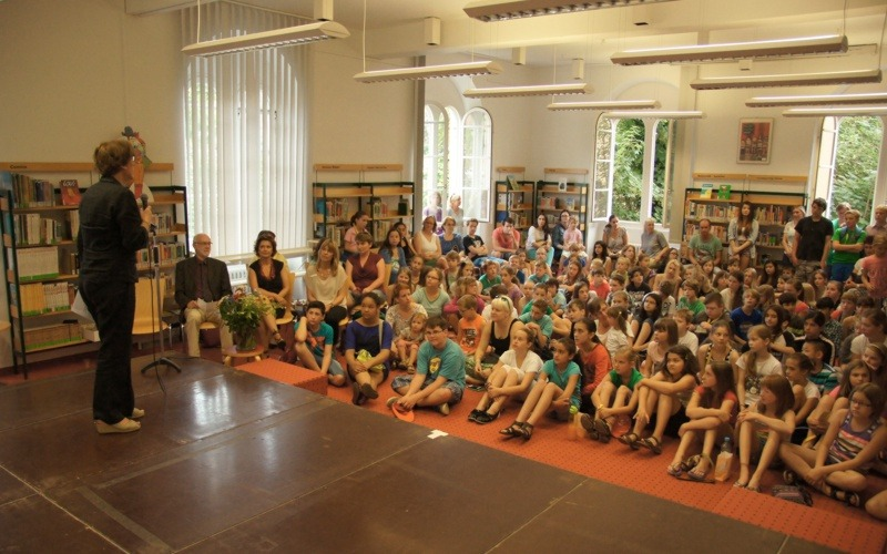 Die Stadtbibliothek ehrt Leseexperten