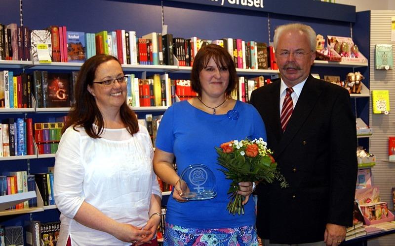 Celler Ehrenamtspreis 2014 an Bianca Bruns verliehen