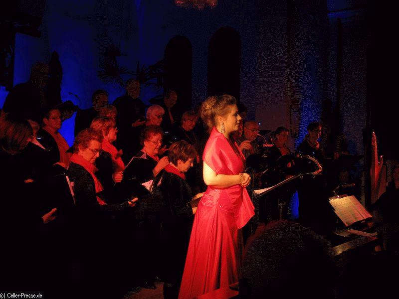 Eine Zauberhafte Weihnachtsgeschichte und Adventskonzert – Der Männer- und Frauenchor begeisterte die Wietzer
