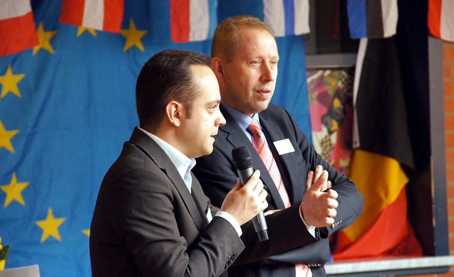 Europaprojekttag an der BBS III in Celle
