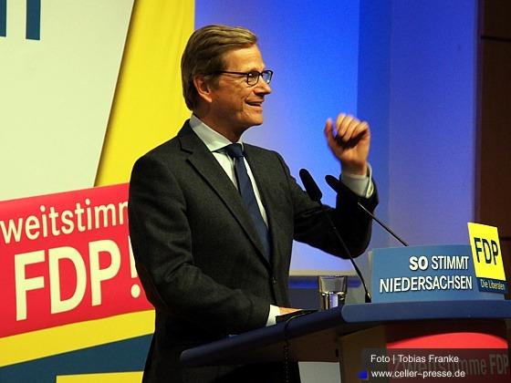 FDP zeigt Muskeln – Westerwelle, Bahr, Birkner und Bode zeigen sich kämpferisch