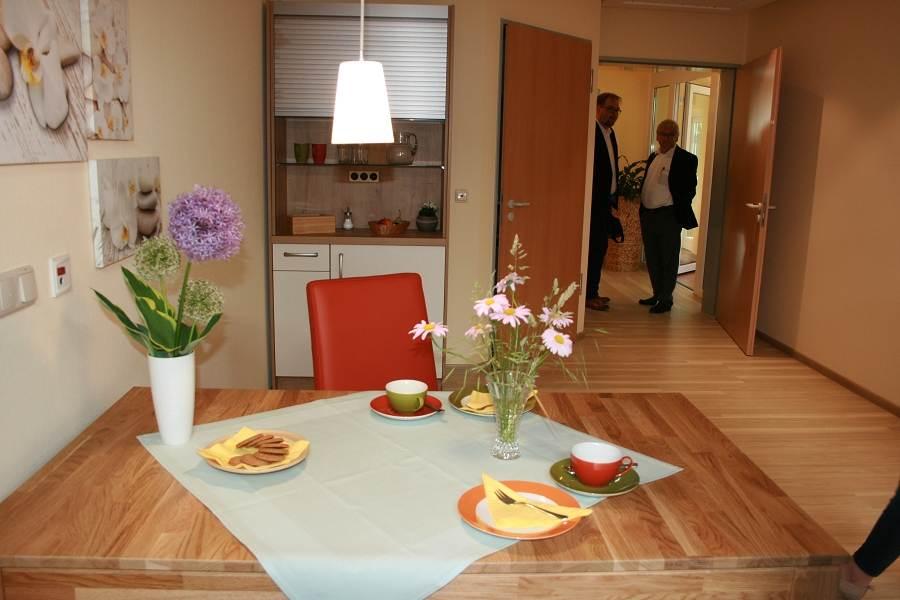 Familienbereich im Celler Hospiz-Haus ist fertiggestellt