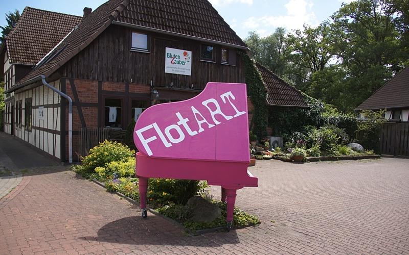 FlotART überzeugte abermals mit viel Kreativität und Einfallsreichtum