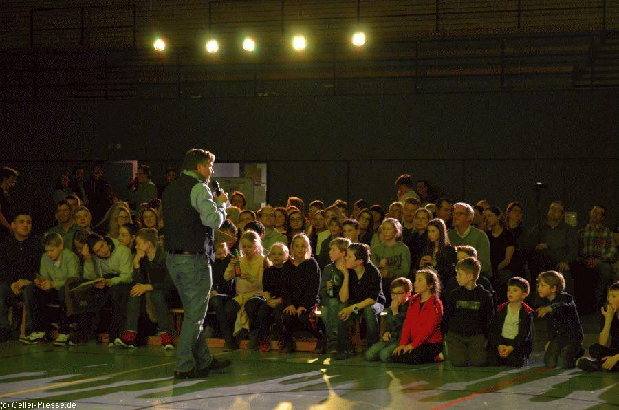Gemeinde Nienhagen ehrte 152 Sportler für ihre Erfolge