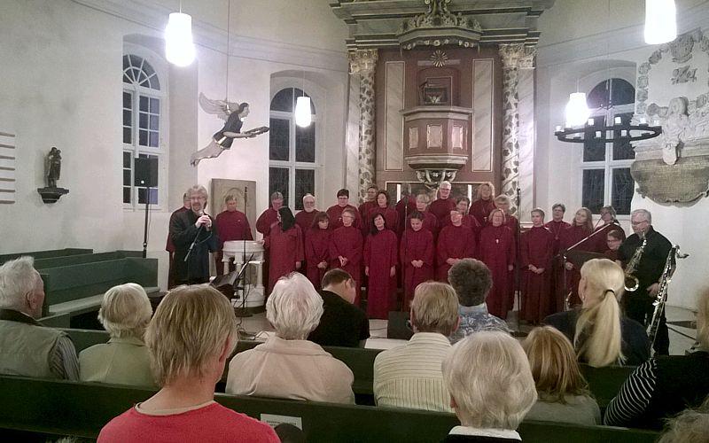 """""""Mehr als nur eine gute Show"""" – Gospelkonzert in Eschede begeistert die Zuschauer"""