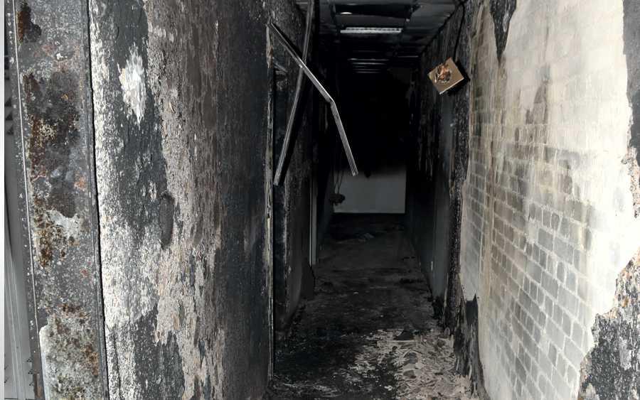 Großeinsatz der Freiwilligen Feuerwehr Celle in Flüchtlingsunterkunft – Brandstiftung? Tatverdächtiger in Untersuchungshaft ***aktualisiert(3)***