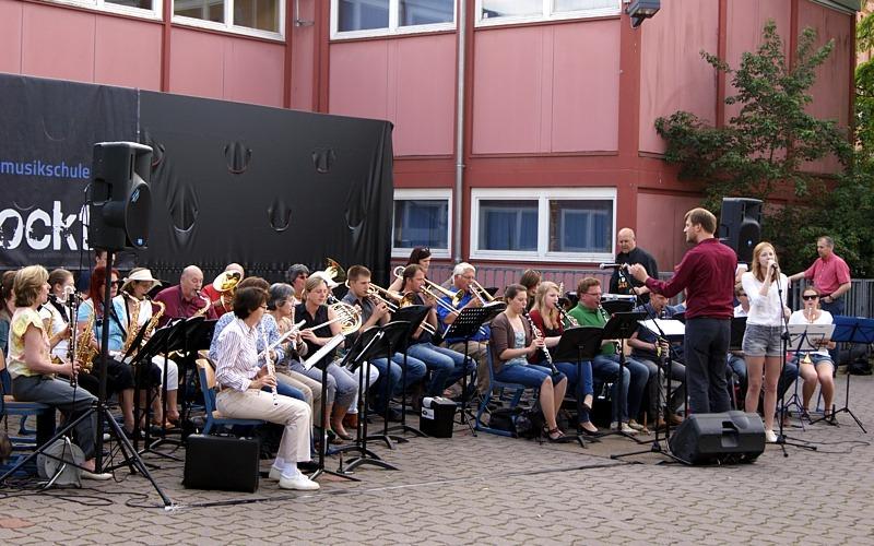 Großer Andrang beim Tag der offenen Tür in der Kreismusikschule