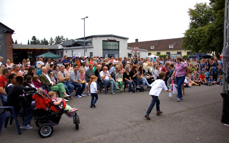 Großes Sommerfest in Neuenhäusen