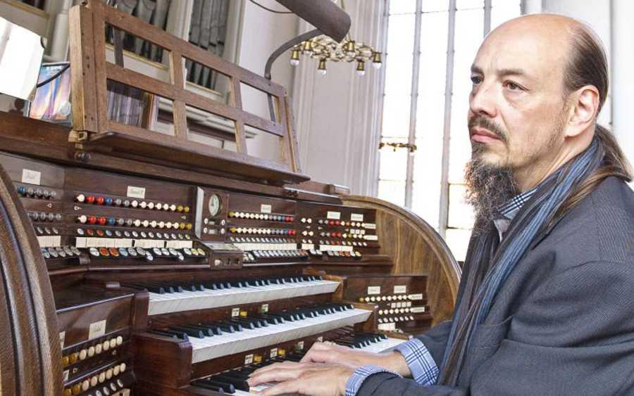 Konzert: Henning Pertiet – Orgelimprovisationen