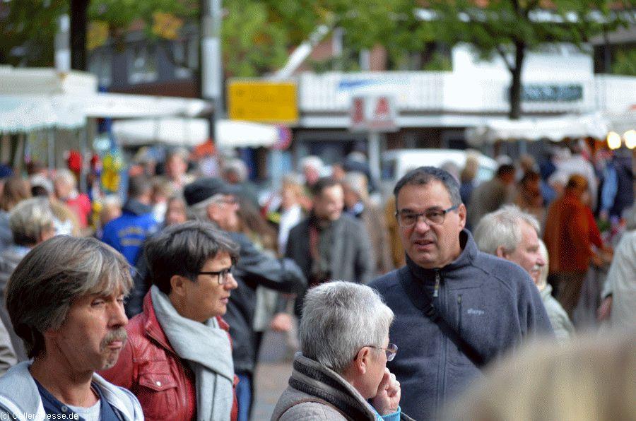 Herbstlicher Bauernmarkt zum 3. Oktober in Lachendorf