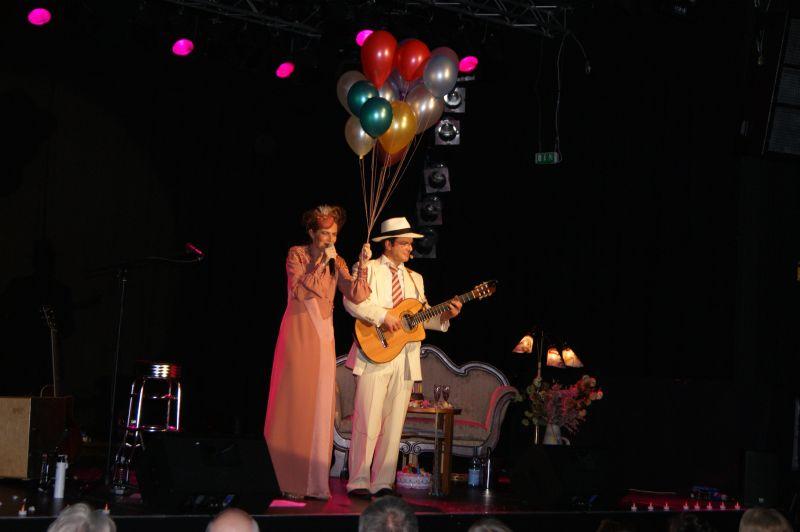 Herzlichen Glückwunsch Pour L´Amour!: Jubiläumskonzerte zum 15. Geburtstag begeistern in der CD-Kaserne