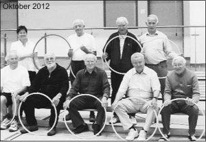 Herzsportgruppe von 1976 im RCEH