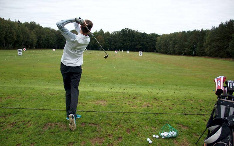 Intensive Jugendarbeit beim Golfclub Herzogstadt Celle: Lukas Rachner (15) Jugendmeister und Clubmeister