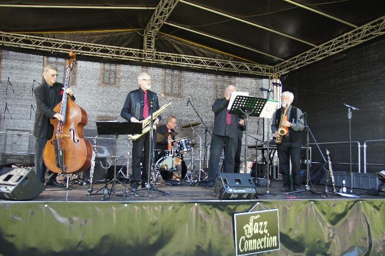 Jubiläumsfeier zum Tag der deutschen Einheit: Jazz zum Dritten