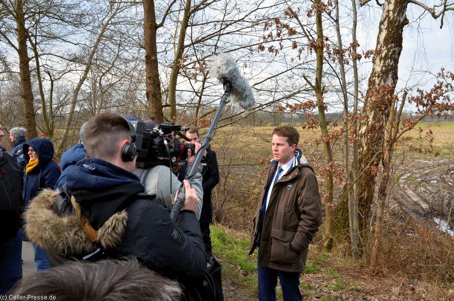 Bürger fordern: Kein SuedLink quer durch Grossmoor